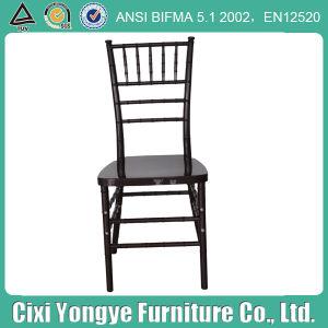 Banquet를 위한 까만 Plastic Resin Tiffany Chair