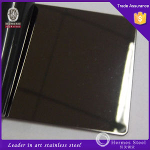 新製品のチタニウムの黒い上塗を施してあるステンレス鋼シート中国製