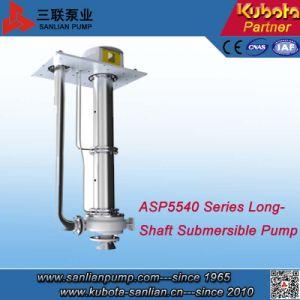 Sanlian Asp5540 시리즈 길 샤프트 잠수정 펌프