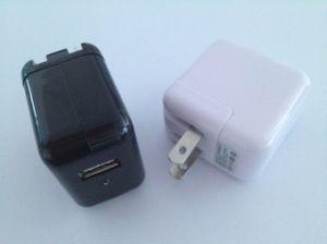 De viaje USB Adaptador de cargador de pared Tapón de EE.UU.