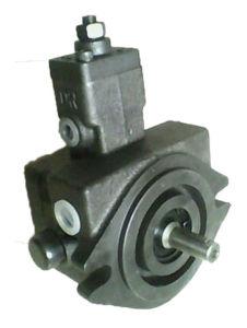 Variable Pompe à huile hydraulique la pompe à ailettes VPE-F08-D-10