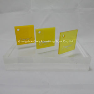 De plastic Acryl AcrylRaad van het Blad van het Plexiglas van het Blad