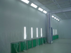 Btd High Quality Truck Painting Equipment Spray Paint Booth Room