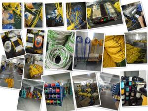 St FC LC SC 24 Portas Slidable ODF de montagem em rack