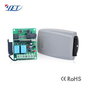 Лучшие продажи 12/24 В 2-канальный ресивер для открывания гаражных дверей пульта дистанционного управления еще не402PC-V2.0