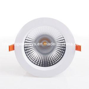 PANNOCCHIA LED Downlight del chip 10W 15W 20W 30W 40W 50W del cittadino di alta qualità