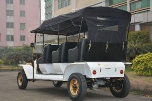 Parque de Diversões 5KW de Potência forte modelo passageiro T carro
