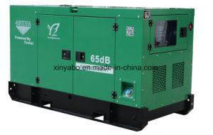 40kVA WeifangのWeifang K4100zd (OEMの工場)が動力を与えるディーゼル発電機セット