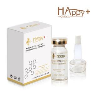 La mejor Cosmética Natural hidratante feliz+ Suero ácido hialurónico puro