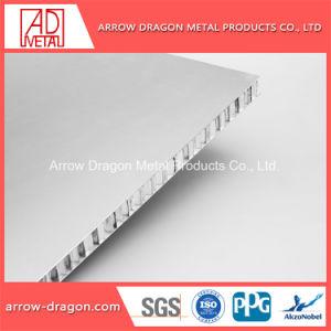 Favo de alumínio leve cortina metálica do painel de parede