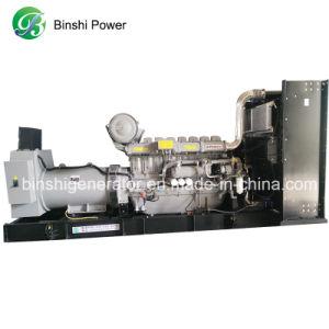 produzione di energia 1200kw/1500kVA con il motore BRITANNICO 4012-46twg3a (BPM1200) della Perkins