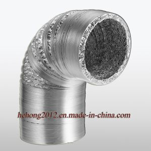 Mangueira flexível ventilados de alumínio (2-20)