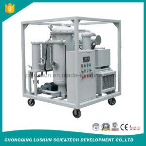 El modelo Zl-200 Máquina de purificación de aceite lubricante para la purificación de todo tipo de aceite lubricante