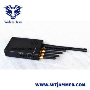 3W de draagbare Stoorzender van de Telefoon & Lojack & GPS Stoorzender