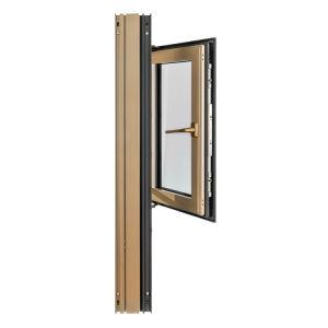 Горячая продажа алюминиевых опускное стекло для дома и офиса