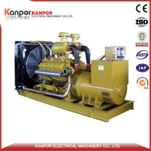 Kpw-220 Weichai 160kw/200kVA gerador silenciosa Diesel (Original weichai grupo gerador)