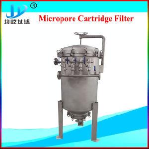 На заводе производят санитарных фильтр для напитков из нержавеющей стали