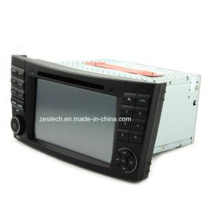 Automobile GPS DVD di BACCANO del Android 2 di Zestech per il E-Codice categoria W211 di Mercedes-Benz