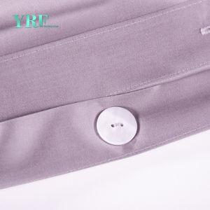 快適な100%年の綿4PCSの慰める人のセットによって合われるシート