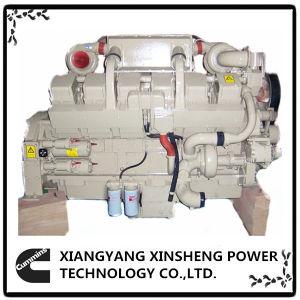 発電機セットのためのK38シリーズKta38-G5 880kw/1500rpm Ccec Cumminsディーゼル機関