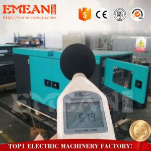 Китайский 10квт Water-Cooled звуконепроницаемых дизельного генератора