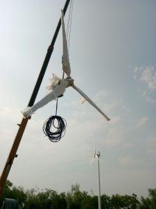 Énergie de substitution groupe électrogène résidentiel et marin de 10kw de vent de turbine