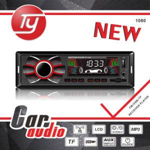 Audio affissione a cristalli liquidi MP3 LED di elettronica automatica dell'automobile
