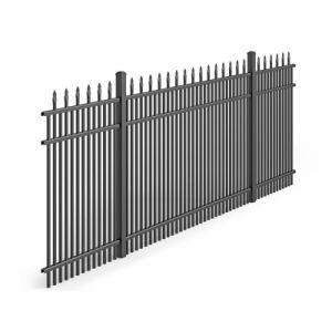 Outdoor manutenção gratuita personalizadas barato peças da Barragem de alumínio