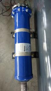 60 tonnellate che raffreddano il refrigeratore raffreddato ad acqua industriale della vite di capienza
