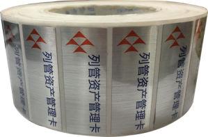 PVC personalizadas / Vinilos / Etiqueta adhesiva de papel impreso (XC-PG-001).