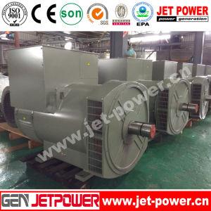三相二重ベアリング100kw 125kVAブラシレス交流発電機