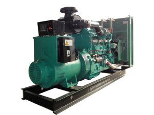 Gerador Diesel Water-Cooled (15kVA a 1000kVA) 50Hz 1500rpm com Deutz