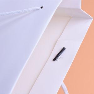 Высокое качество классические бумажный мешок с трос ручки