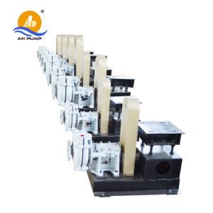 Pompa centrifuga di trasferimento della sabbia del fango dei residui standard