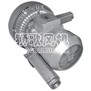 O ventilador para facas de ar expelido golpe do vaso de molde a desgaseificação do extrusor