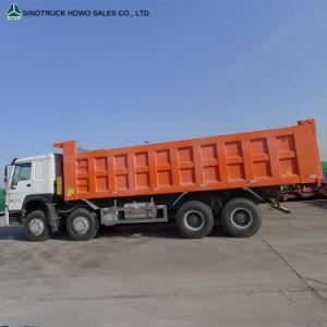 30t 6X4 371HP HOWO caminhão basculante para venda