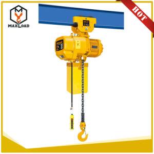 La construction de haute qualité 2 tonnes palan électrique à chaîne