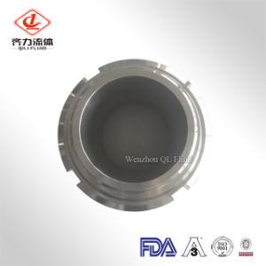 14wmp衛生ステンレス鋼の管三クランプフェルールの接合箇所