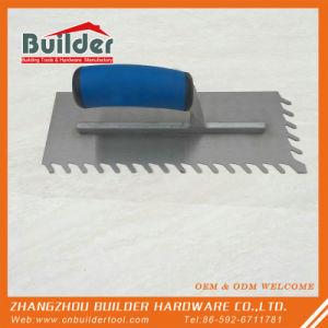 Het ingekerfte Zelfklevende Concrete Hulpmiddel van de Troffel
