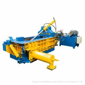 Y81-125e автоматические металлические гидравлический пресс-подборщик