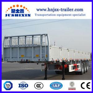 熱いカスタマイズされた3つの車軸側面またはサイドウォールまたは側板ユーティリティか貨物トレーラートラック