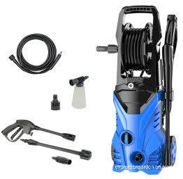 1600W 115 Wasmachine van de Hoge druk van de Staaf de Elektrische