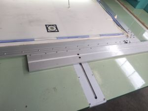 Macchina ad alta velocità del ricamo di alta Costo-Prestazione Hye-He915/550*1100*1300