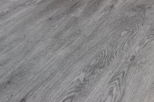 Comercial de lujo de 6 mm de WPC piso vinílico tablón