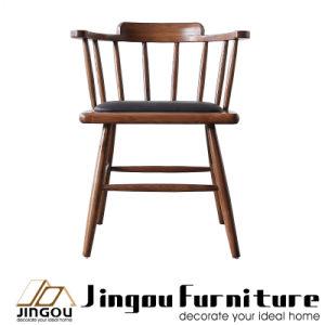 Modernos muebles de madera juegos de Restaurante Bar contemporáneo sillas para Comedor