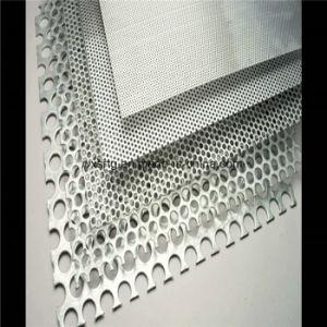 耐食性の極度のデュプレックスステンレス鋼2507の穴があいた金属板の版