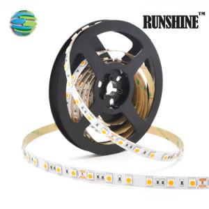 Fita LED flexível5050 SMD Luz decorativa em 14,4W/M