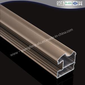 6063-T5 /perfil de aluminio de extrusión de aluminio para puertas y ventanas