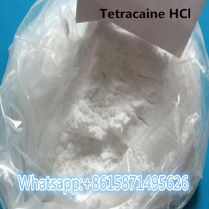 99% ReinheitTetracainehcl-Puder 136-47-0 für schmerzlinderndes Mittel