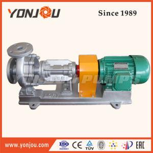 A circulação do óleo quente da marca Yonjou Bomba Centrífuga